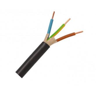 Kábel CYKY- J 3x1,5 450/750V okrúhly / pevný