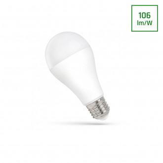 LED žiarovka 15W studená biela 230V E27