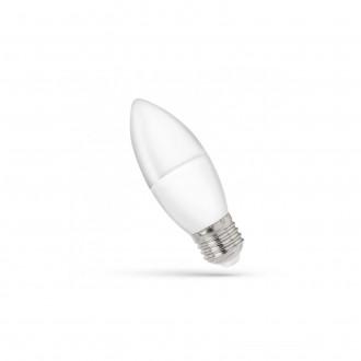 LED žiarovka 8W Studená biela SMD2835 E27