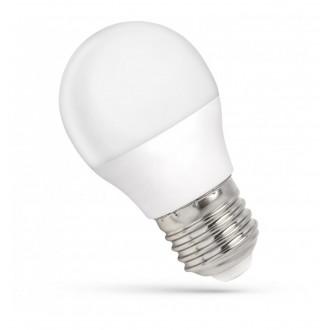 LED žiarovka 1W Studená biela E27